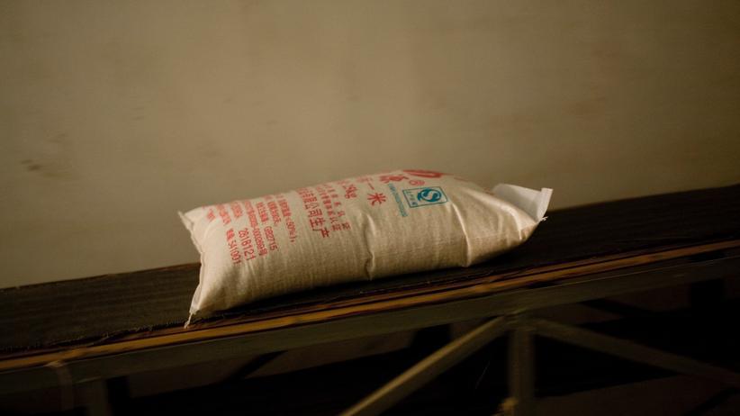 Weltmacht: Wir sollten uns für Chinas Reissack interessieren