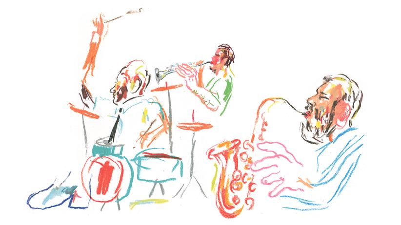 Jazzmusik: Bremer Jazzmusikanten