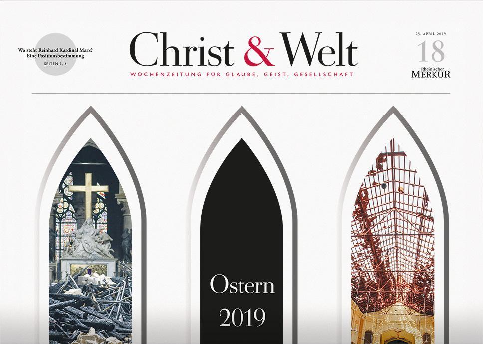 Christ&Welt 18/2019