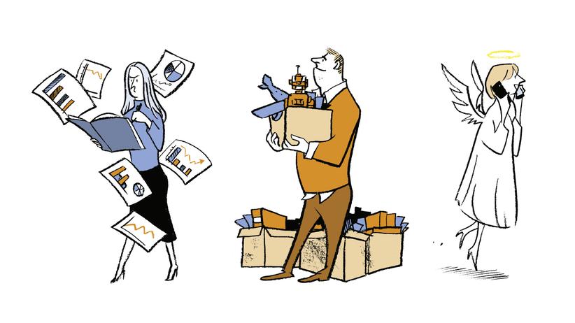 Bürotypen: Die lieben Kollegen