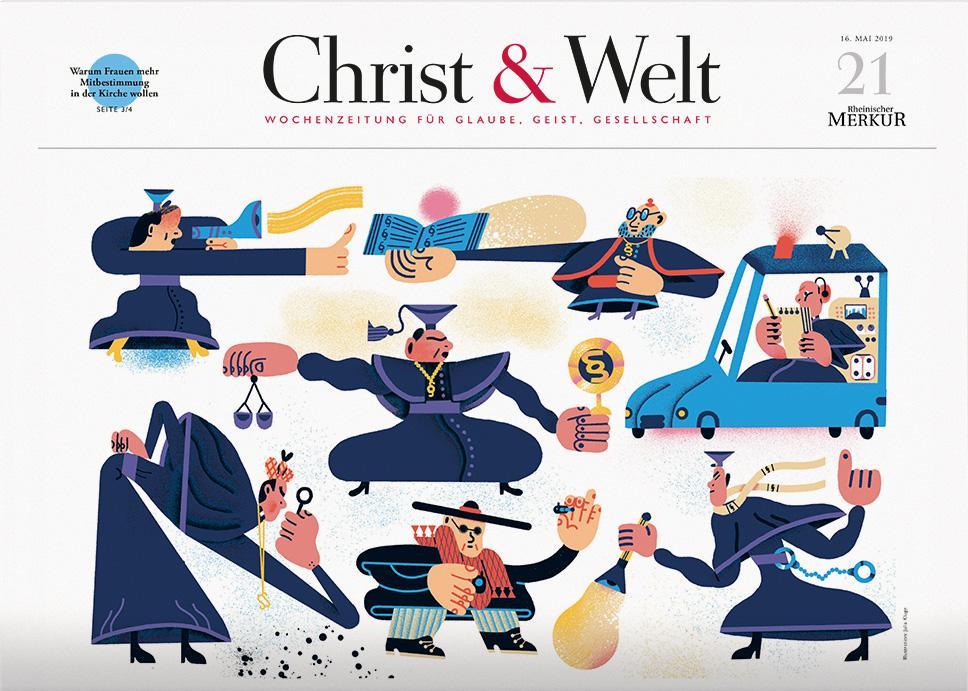 Christ&Welt 21/2019