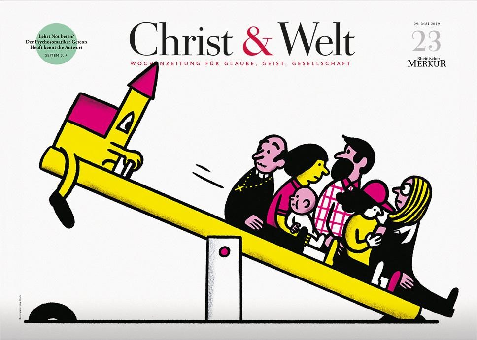 Christ&Welt 23/2019