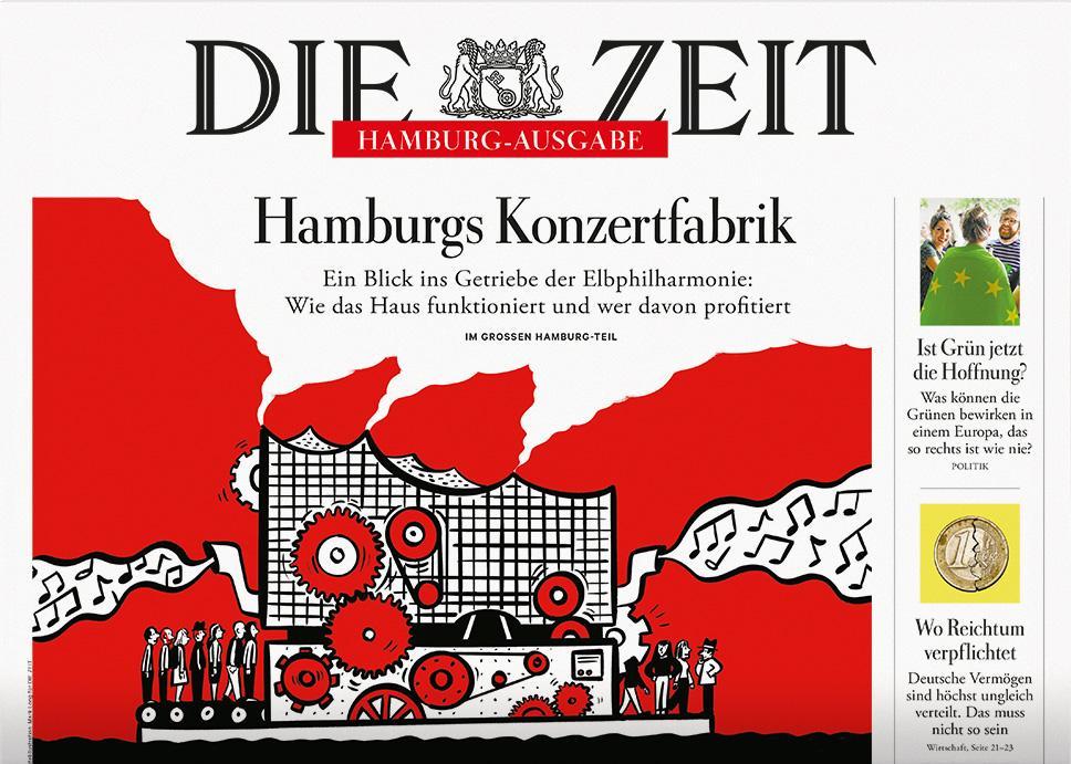 DIE ZEIT Hamburg 23/2019