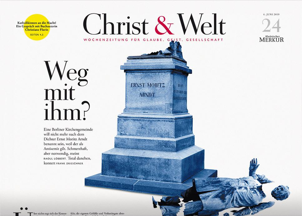 Christ&Welt 24/2019