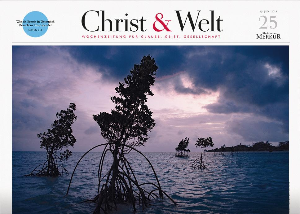 Christ&Welt 25/2019