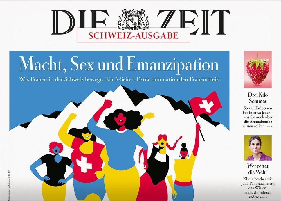 ZEIT Schweiz 25/2019