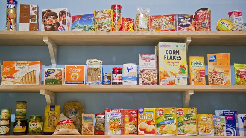 Lebensmittelkennzeichnung: Ein vereinfachtes Kennzeichnungssystem spielt eine wichtige Rolle für eine gesunde Ernährung.