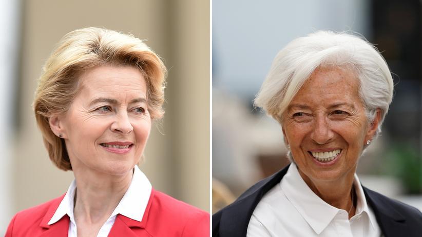 EU-Kommission: Spektakuläre Doppelspitze