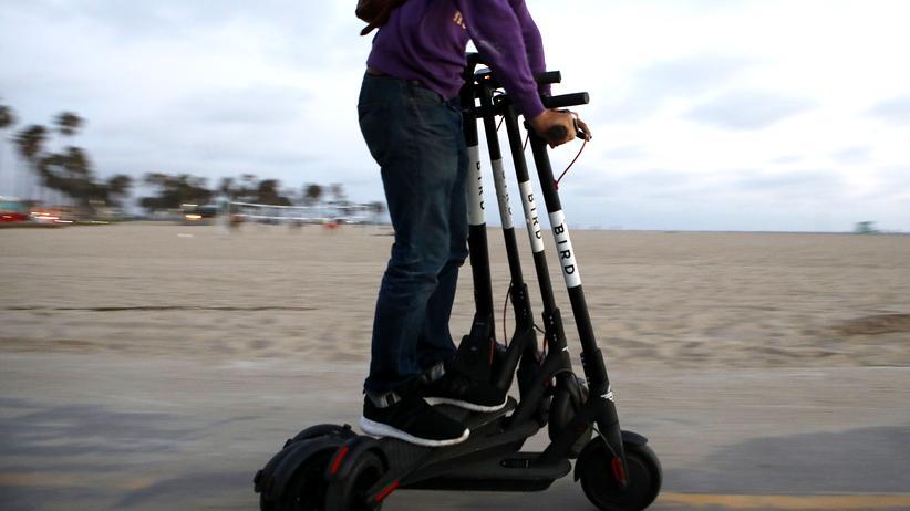 E-Scooter: Die neuen E-dioten