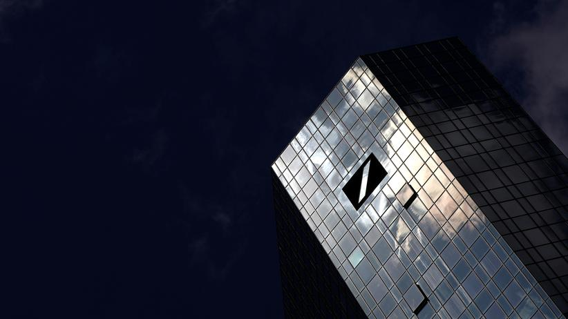Deutsche Bank: Die Zentrale der der Deutschen Bank in Frankfurt