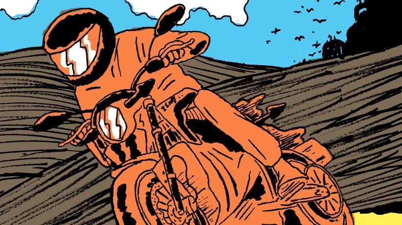 Elektromotorrad: E-asy Rider