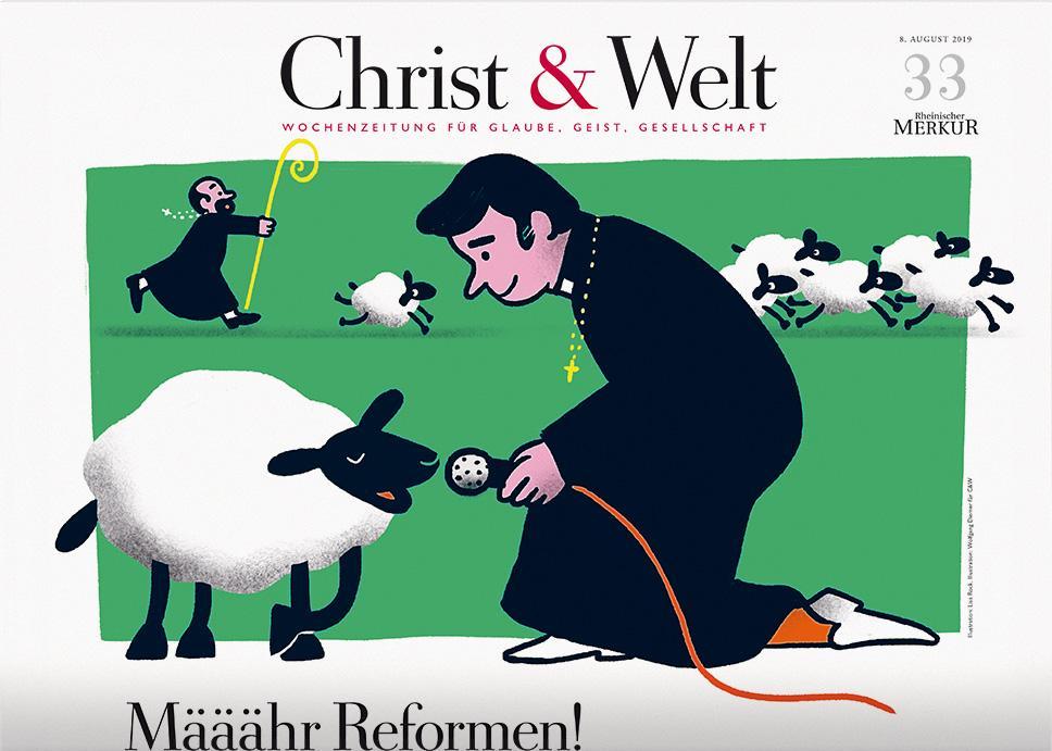 Christ&Welt 33/2019