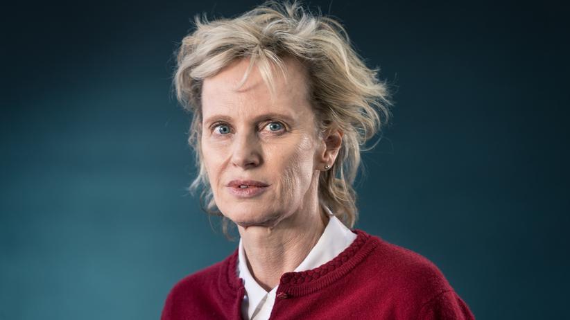 Siri Hustvedt: Die New Yorker Schriftstellerin Siri Hustvedt
