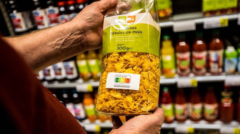 Lebensmittelkennzeichnung: In Belgien gibt es bereits ein Kennzeichnungssystem: den sogenannten Nutri-Score.