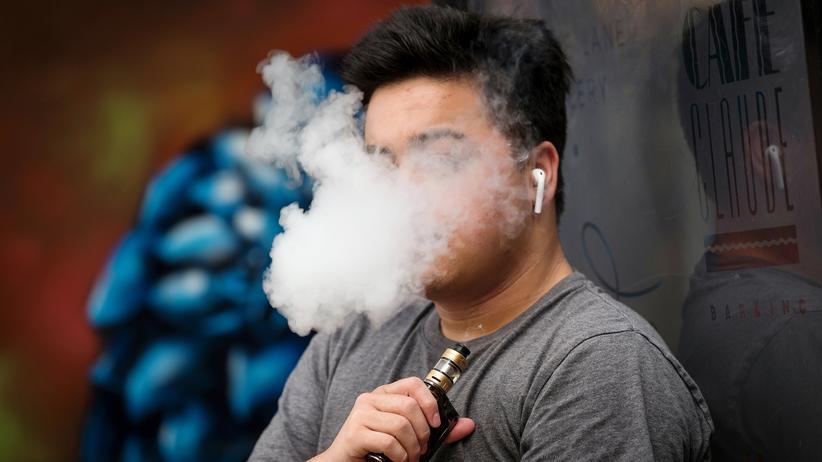 E-Zigaretten: Denn wir wissen nicht, was sie uns antun