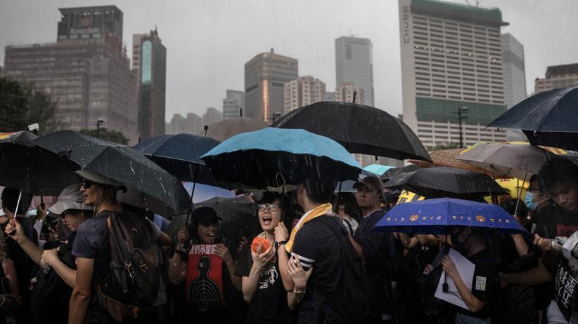 Hongkong: In der Falle