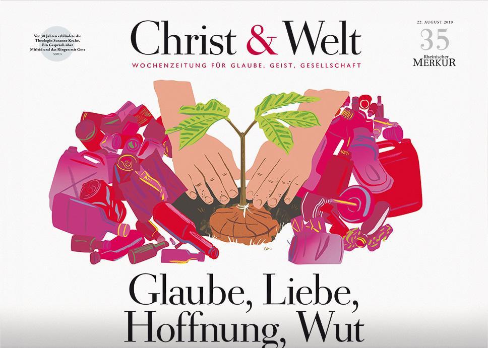 Christ&Welt 35/2019