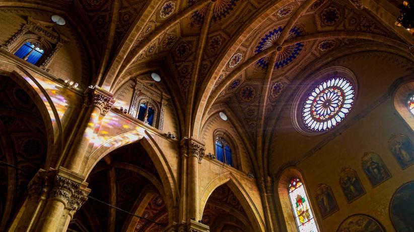 Religiöser Tourismus: Vom Strandkorb in den siebten Himmel