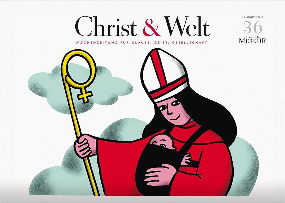 Christ&Welt 36/2019