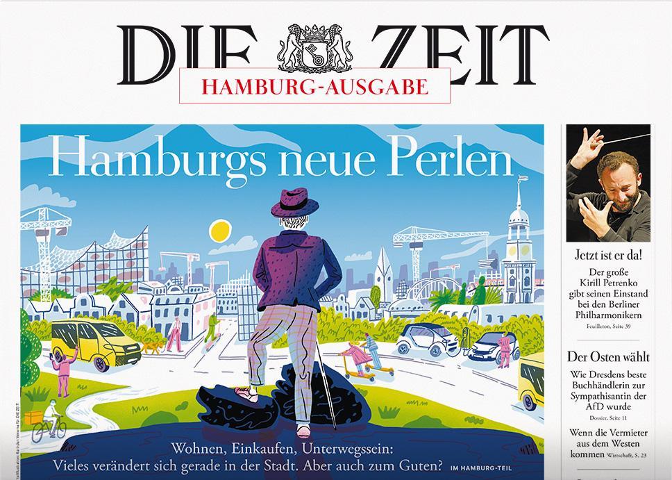 DIE ZEIT Hamburg 36/2019