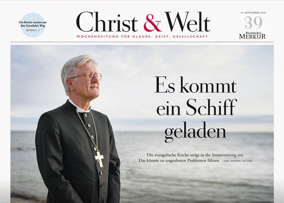 Christ&Welt 39/2019