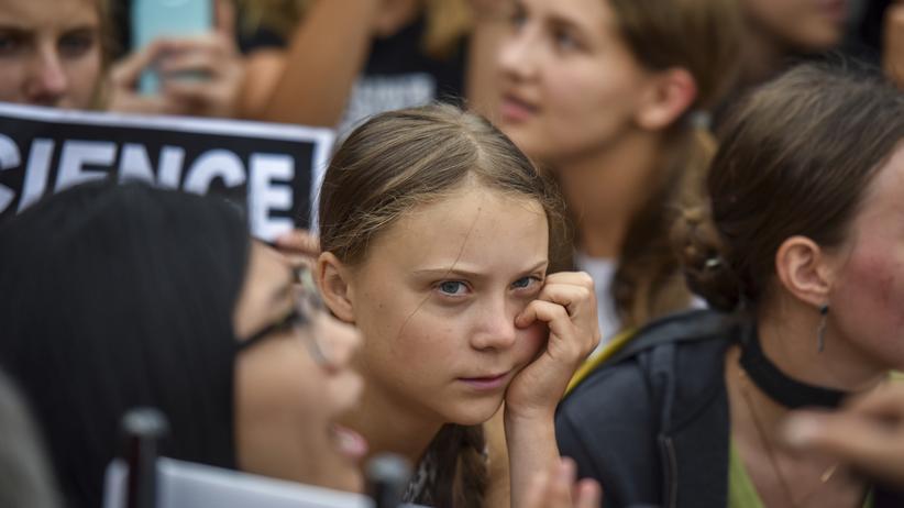 Klimapolitik: Prinzip Greta versus Prinzip Merkel