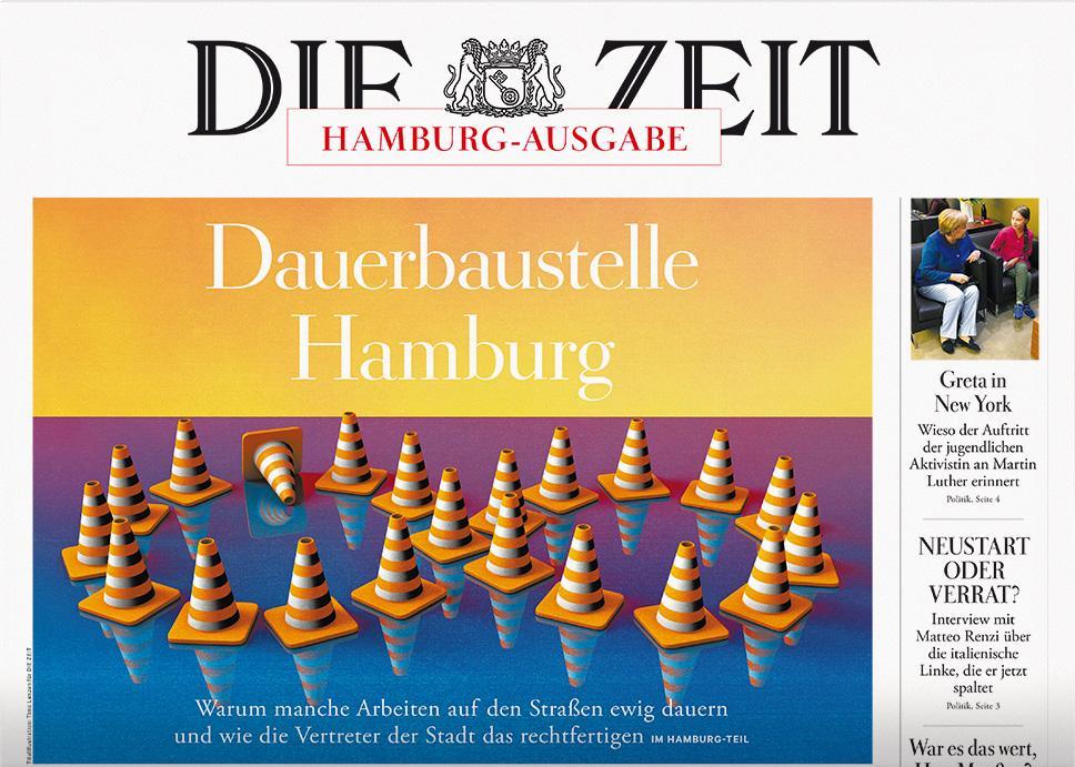 DIE ZEIT Hamburg 40/2019