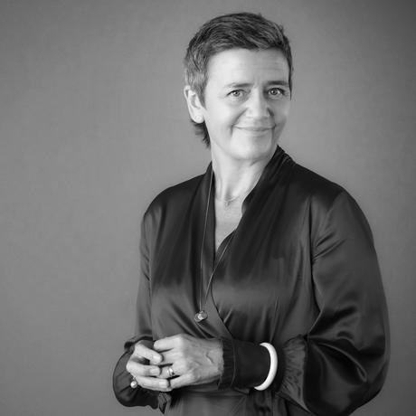 EU-Kommission: Die bisherige Wettbewerbskommissarin Margrethe Vestager wird künftig noch mächtiger.