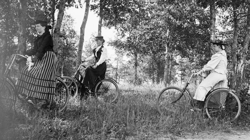 """Fahrrad: """"Ist's möglich, Sie radeln nicht?"""""""