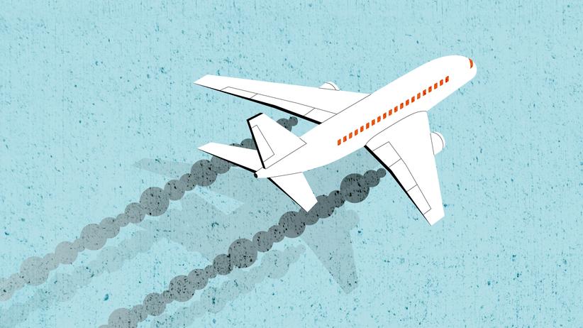 CO2-Bilanz: Auto schlägt Flugzeug, Bahn schlägt Auto