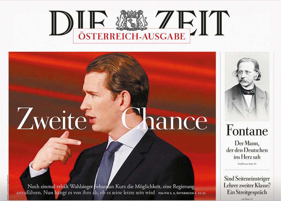ZEIT Österreich 41/2019