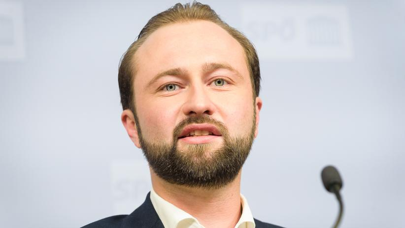 Max Lercher: War von Dezember 2017 bis September 2018 Geschäftsführer der SPÖ.