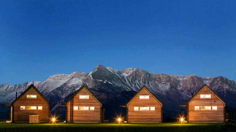 Julische Alpen: Mein Basislager