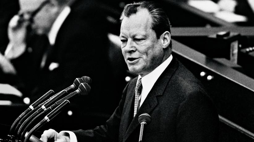 Willy Brandt: Mehr Demokratie wagen – yes, we can!