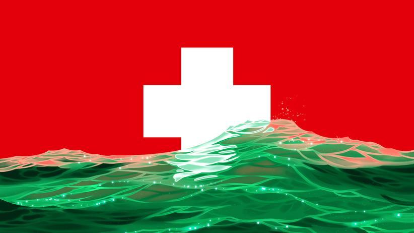 Grüne in der Schweiz: Allez hopp!