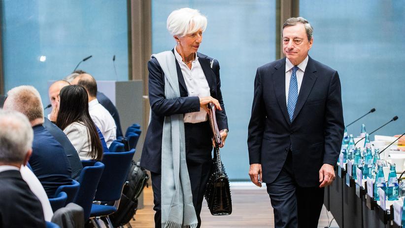 EZB: Die Geister, die er rief