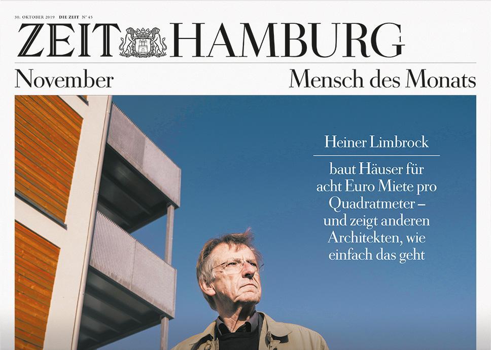 DIE ZEIT Hamburg 45/2019