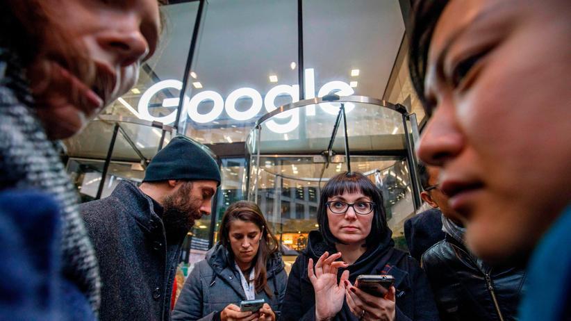 Google: Einigen Google-Mitarbeitern reichte es.