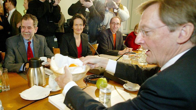 """Koalitionspakt: """"Schwarz-Grün war damals bei uns noch nicht mehrheitsfähig"""""""