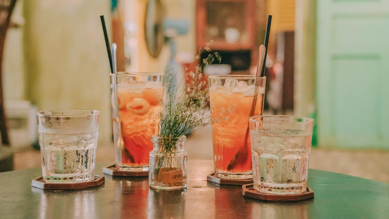 Alkoholfreie Getränke : Kein Alkohol ist auch keine Lösung