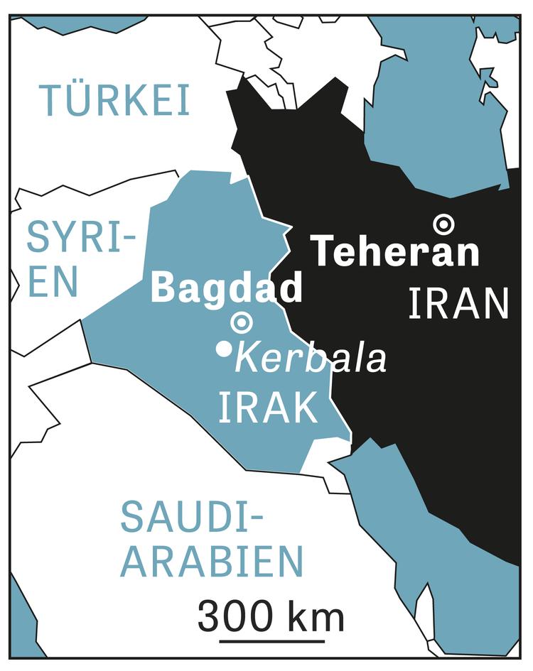Irak: Sie wollen Bürger sein