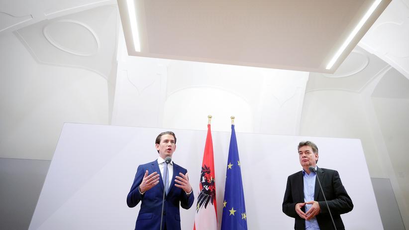 Koalitionsverhandlungen Österreich: Schwarz-Grün geht's voran