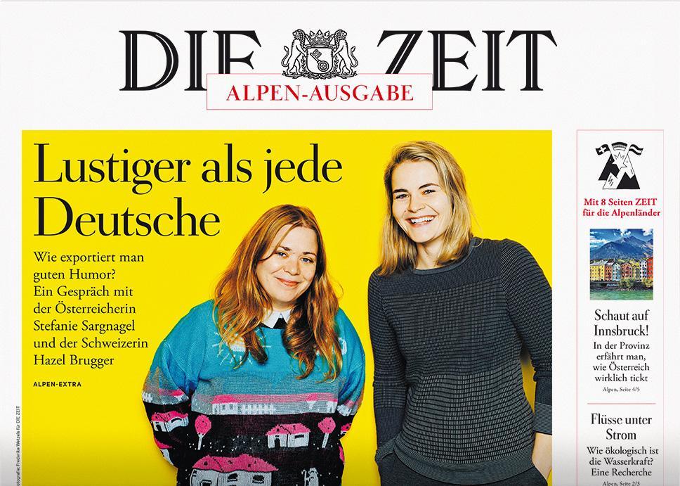 ZEIT Alpen 47/2019
