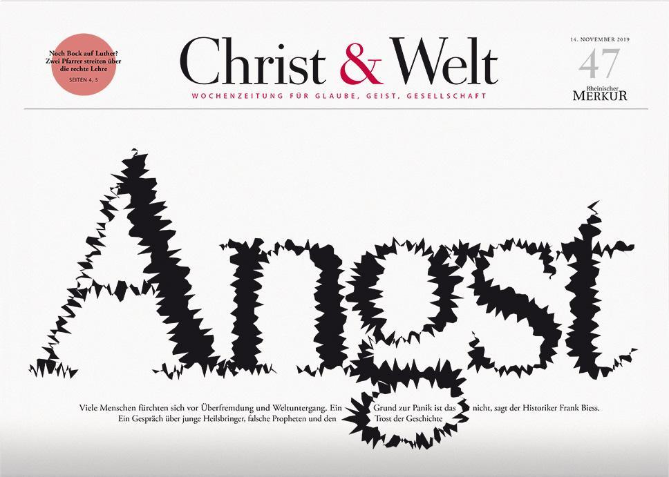 Christ&Welt 47/2019