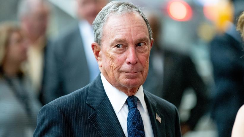 Michael Bloomberg: Der Retter der Milliardäre