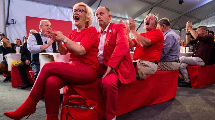 Sozialdemokratie: Gute Nacht, Genossen