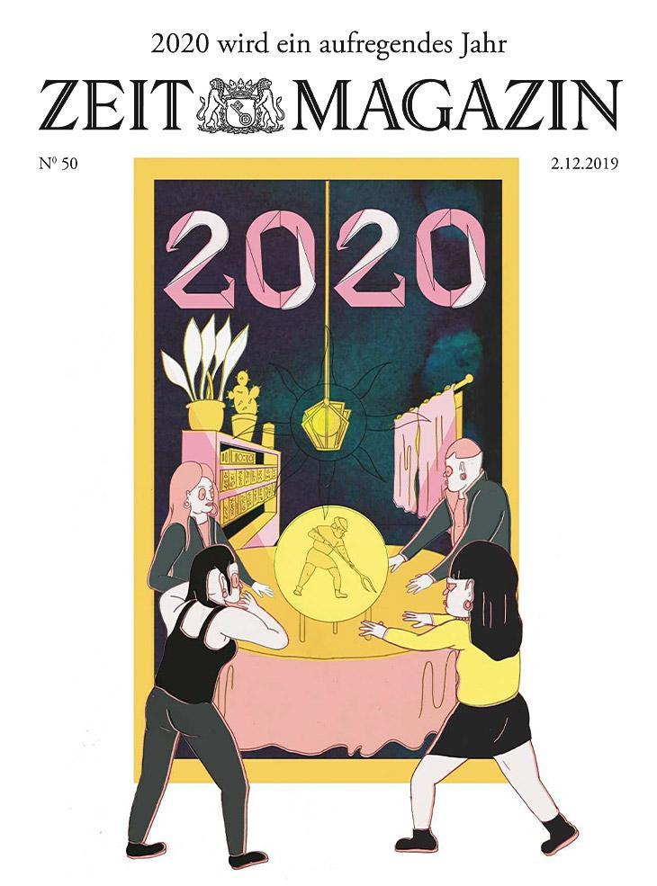 ZEITmagazin 50/2019