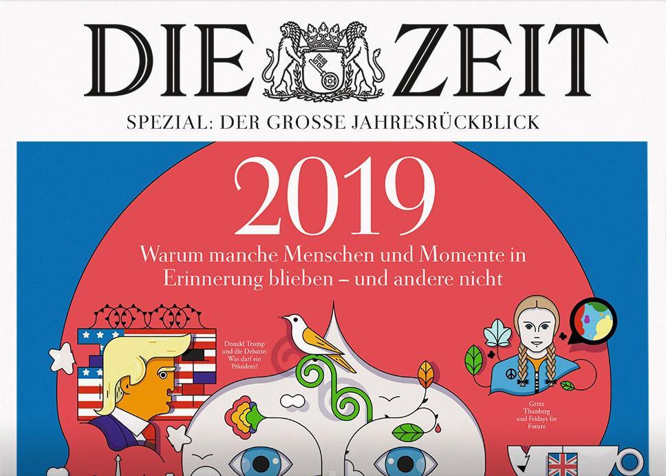 DIE ZEIT 50/2019