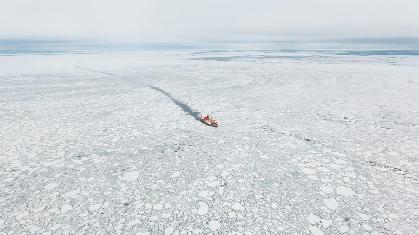 Antarktis: Von Eis umschlossen