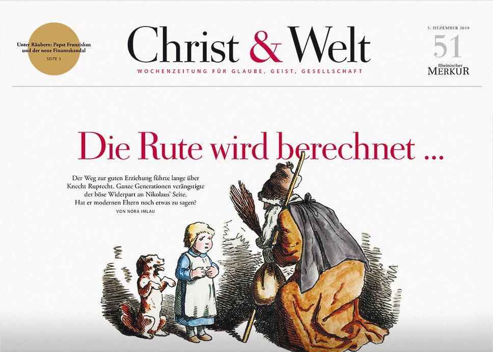 Christ&Welt 51/2019
